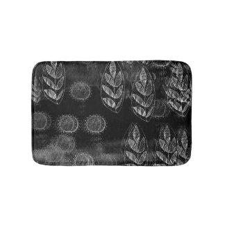 grey dream bath mat