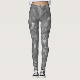 Grey Frost Leggings