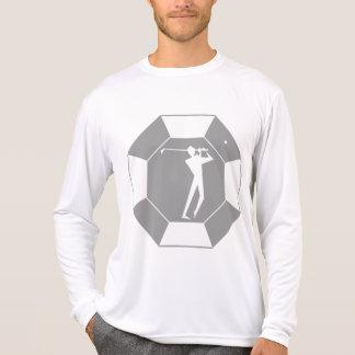 Grey Golf Casual Men's Shirt
