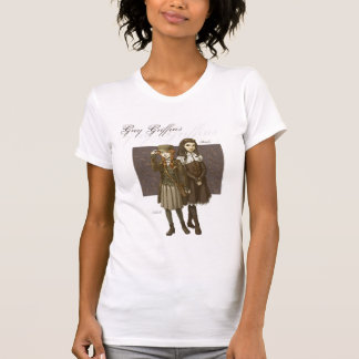 Grey Griffins Graphic Tee for Women
