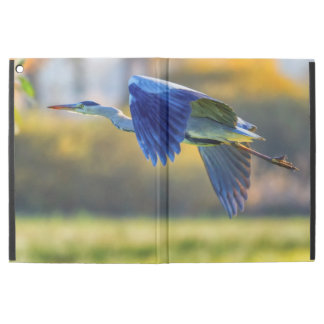 "Grey heron, ardea cinerea iPad pro 12.9"" case"