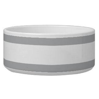 Grey Horizontal Stripes