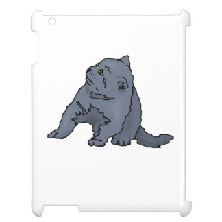 Grey Kitten Cover For The iPad