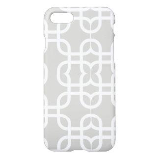 Grey labyrinth iPhone 8/7 case