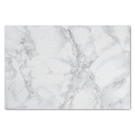 Grey Marble Design Tissue Paper Zazzle Com Au