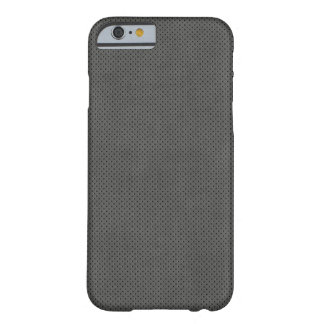 Grey Metal on iPhone 6 case