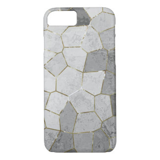 Grey Mosaic iPhone 8/7 Case