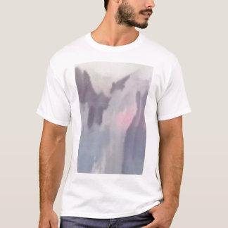 grey mountain T-Shirt
