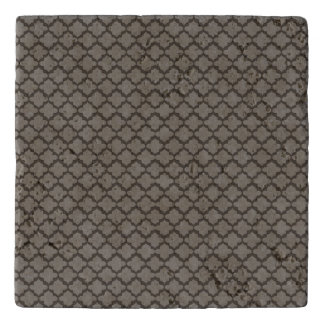 Grey Ornamental Trivet