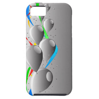 Grey Party iPhone 5 Covers
