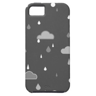 Grey Rains iPhone 5 Covers