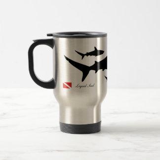 Grey Reef Shark - Travel Mug