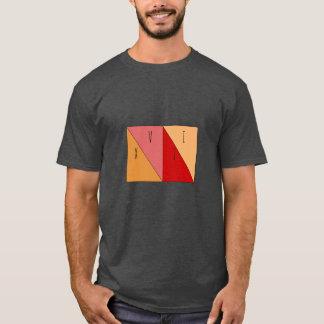 """Grey Roman Numerals T-Shirt """"17."""""""