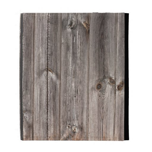 grey rustic wood grain texture ipad cases zazzle