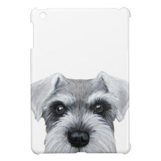 Grey Schnauzer iPad Mini Case