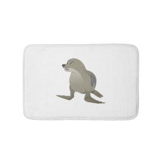 Grey Seal Bath Mat