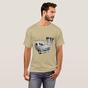 Grey/Silver  Aussie EH Holden, 1963, 1964,1965 T-Shirt