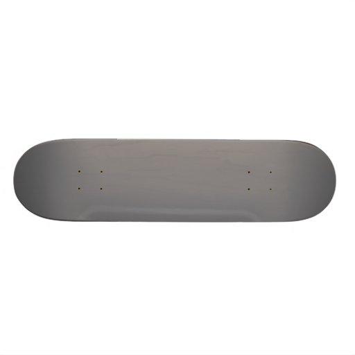 Grey Skate Boards