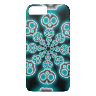 Grey Skies Alien Invasion 2 iPhone 7 Plus Case