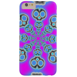 Grey Skies Alien Invasion Barely There iPhone 6 Plus Case