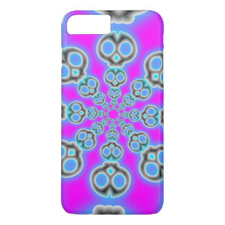 Grey Skies Alien Invasion iPhone 7 Plus Case