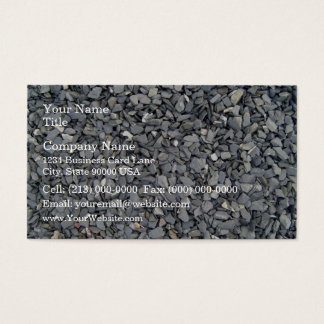Grey Slate Chips Texture