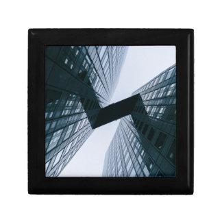 Grey Small Square Gift Box