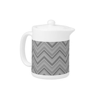 Grey stripes zigzag pattern
