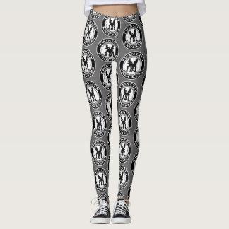 Grey TCK Leggings