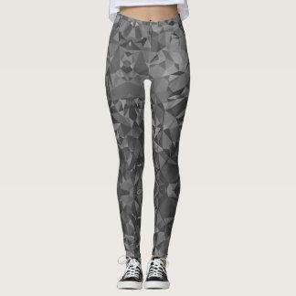 Grey Triangle Legging