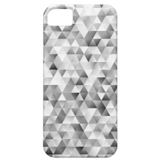 Grey triangle pattern iPhone 5 covers