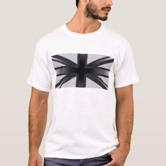 Grey Union Flag T-Shirt