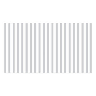 Grey Vertical Stripes Pack Of Standard Business Cards