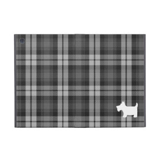 Grey Watch Tartan Pattern & Scottie Dog Case
