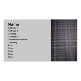 Grey-with-black-textile1011 GREY TEXTILE PATTERN Business Card Templates