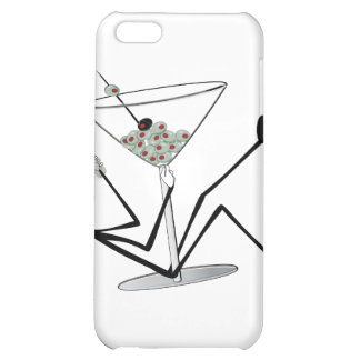 Grey with vodka and Alien Fishbowl iPhone 5C Covers