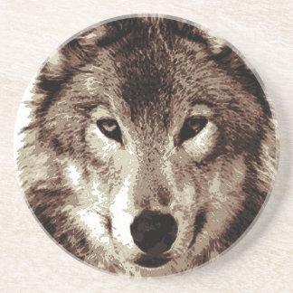 Grey Wolf Coaster