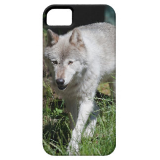 Grey Wolf phone case