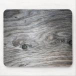 Grey Wood Grain Look with Knots