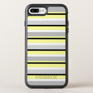 Grey, Yellow and White OtterBox Symmetry iPhone 8 Plus/7 Plus Case