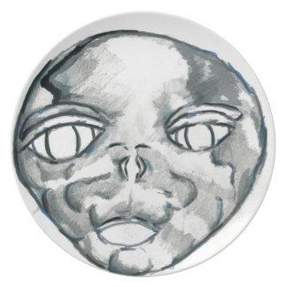 GreyAnimilia Party Plates