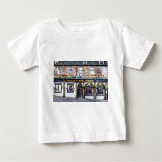 Greyfriars Bobby Pub Edinburgh Baby T-Shirt
