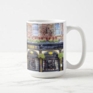 Greyfriars Bobby Pub Edinburgh Coffee Mug