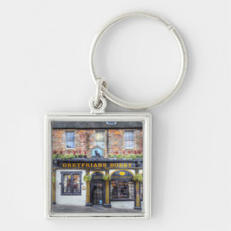 Greyfriars Bobby Pub Edinburgh Key Ring