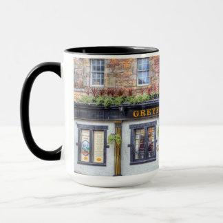 Greyfriars Bobby Pub Edinburgh Mug