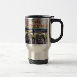Greyfriars Bobby Pub Edinburgh Travel Mug