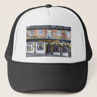 Greyfriars Bobby Pub Edinburgh Trucker Hat