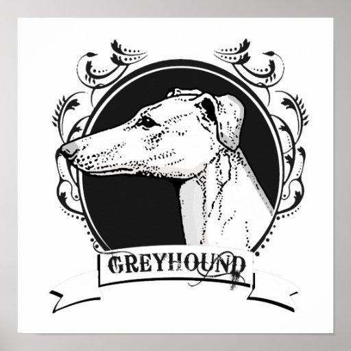 GREYHOUND (2) POSTERS