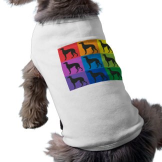 Greyhound Art Doggy T-Shirt