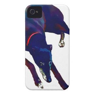 Greyhound Art iPhone 4 Cover